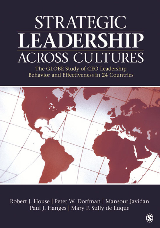 Strategic Leadership Across Cultures book cover